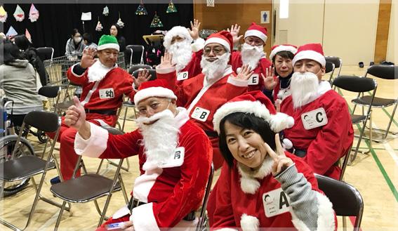 愛媛県立しげのぶ特別支援学校 クリスマス会